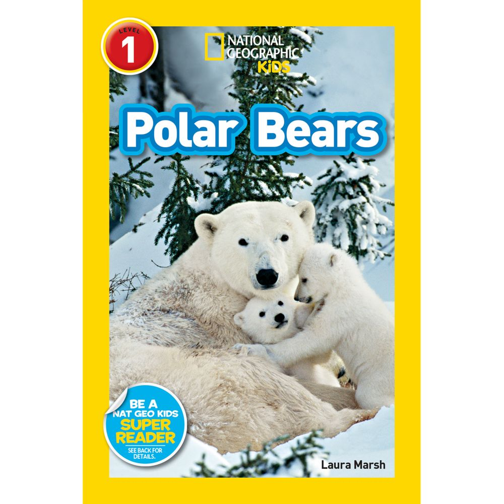 national geographic readers polar bears national geographic store