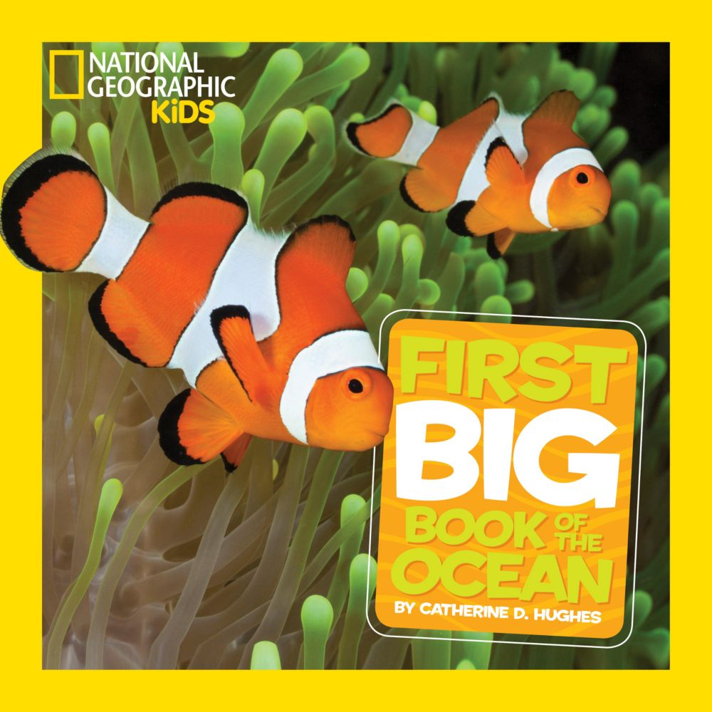 national geographic kids first big book of the ocean national
