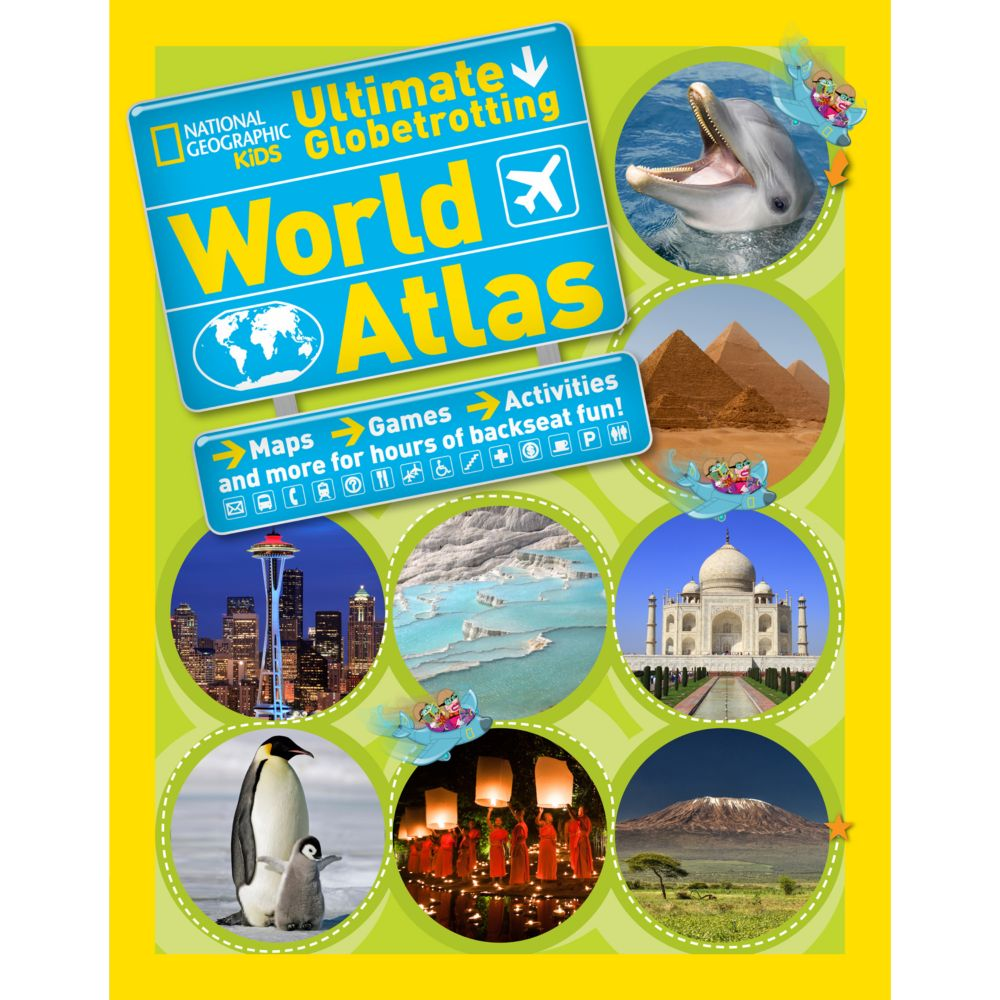 Ultimate globetrotting world atlas national geographic store gumiabroncs Gallery