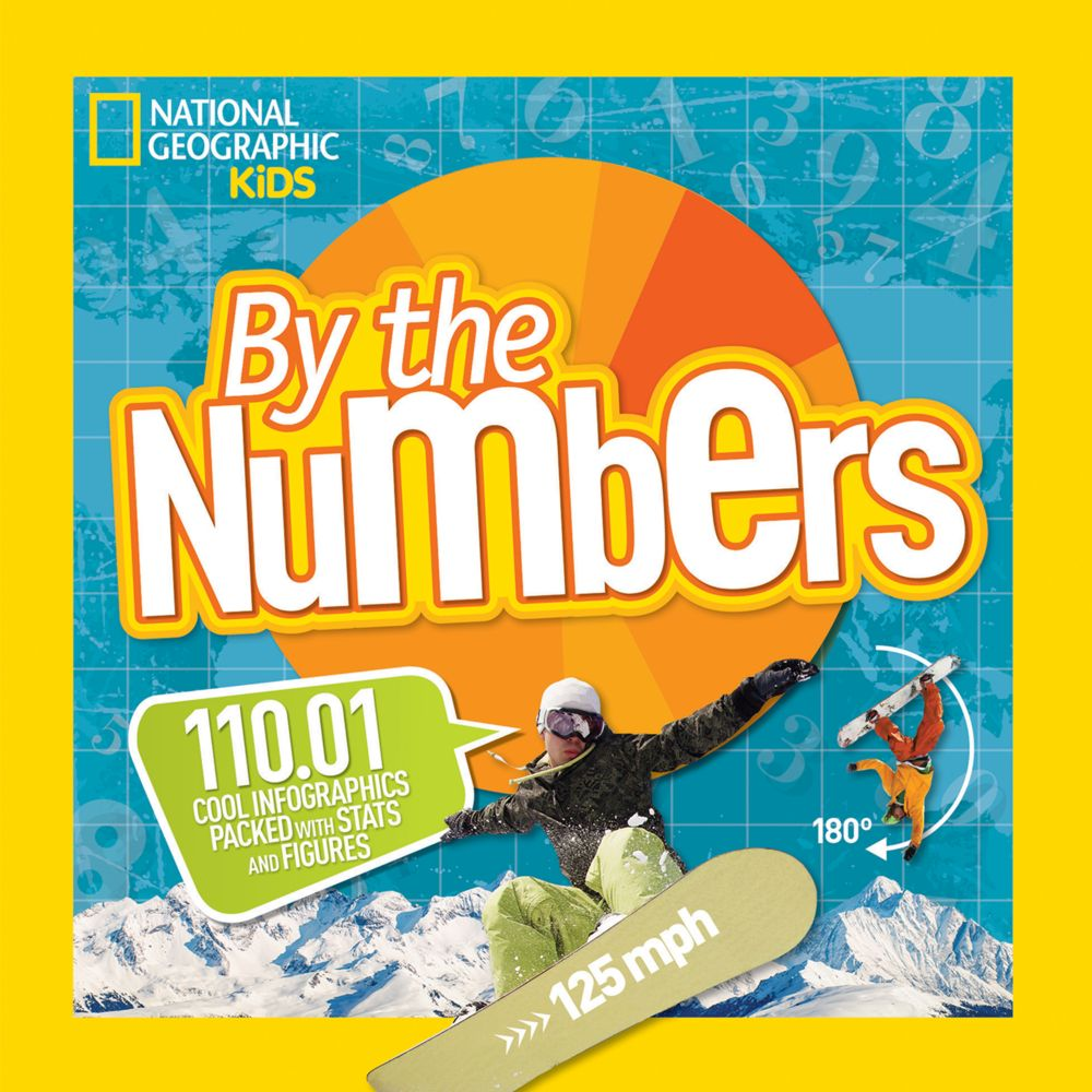 by the numbers national geographic store