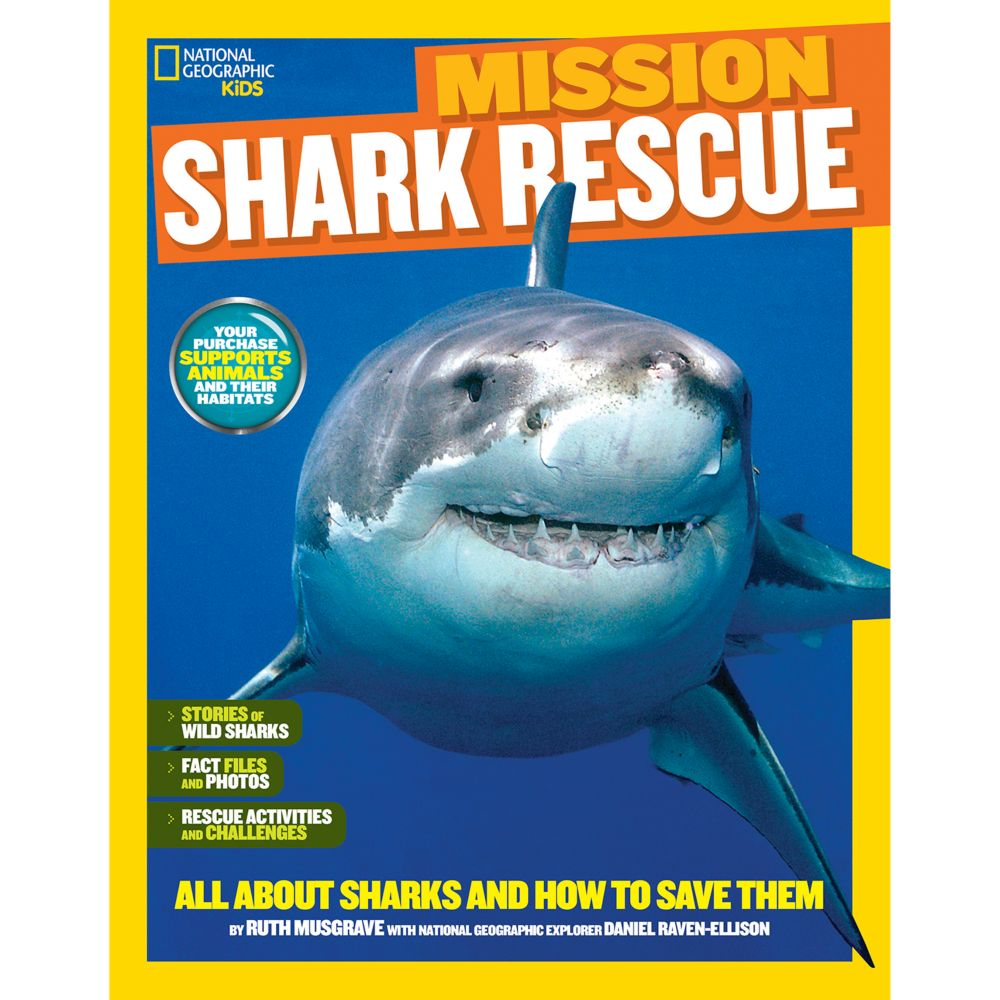 national geographic kids mission shark rescue national