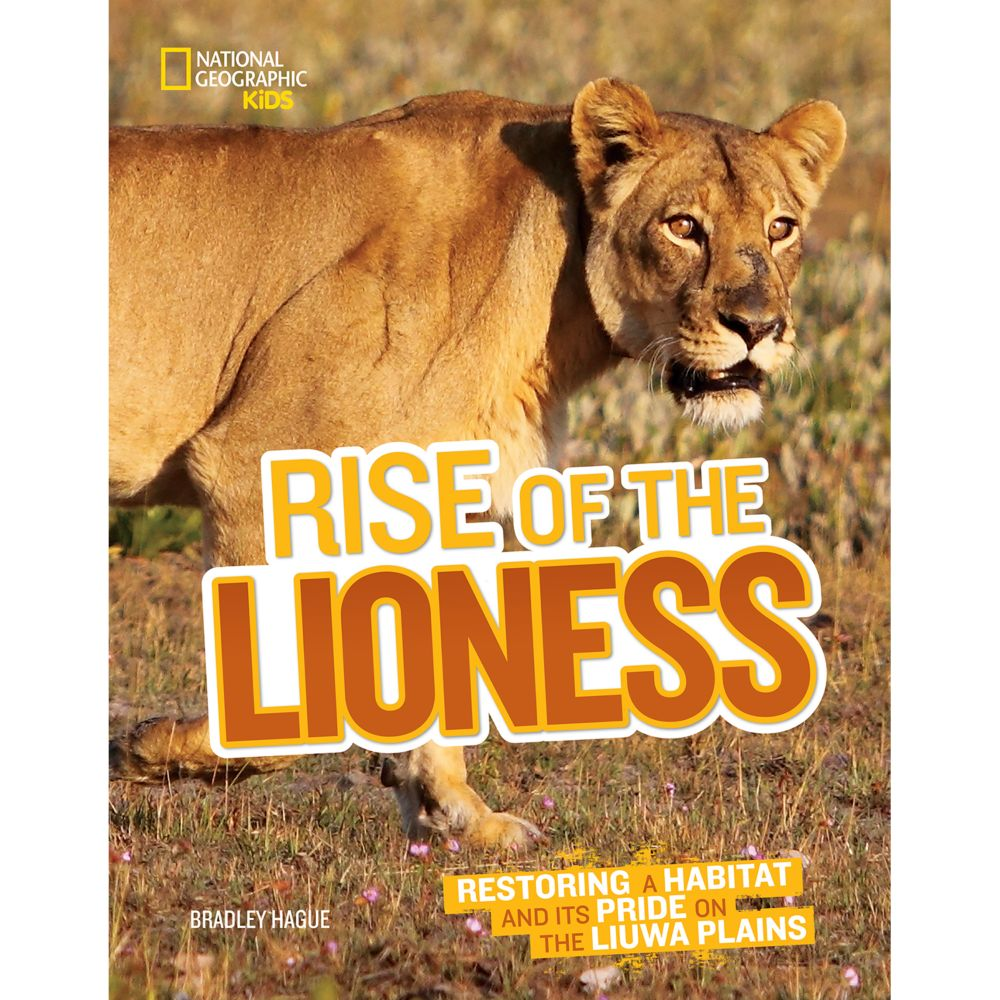 rise of the lioness national geographic store