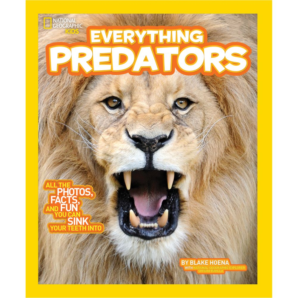 national geographic kids everything predators national