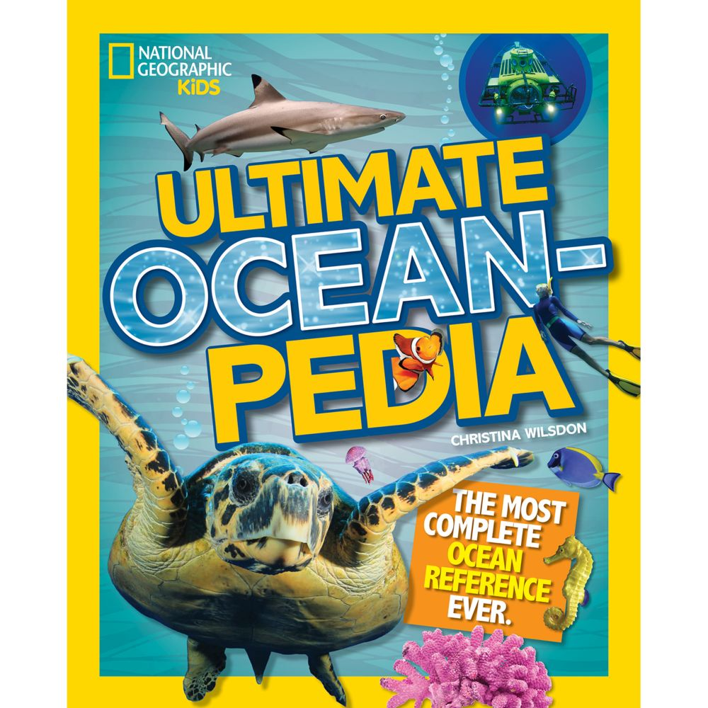 ultimate oceanpedia national geographic store