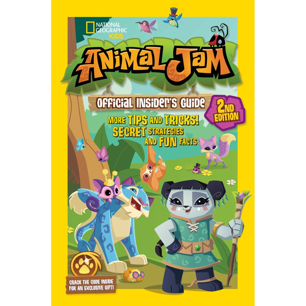 Image result for animal jam insiders guide