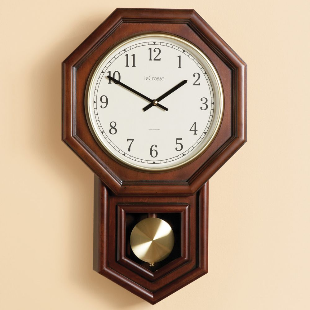Schoolhouse radio controlled wall clock national geographic store amipublicfo Image collections