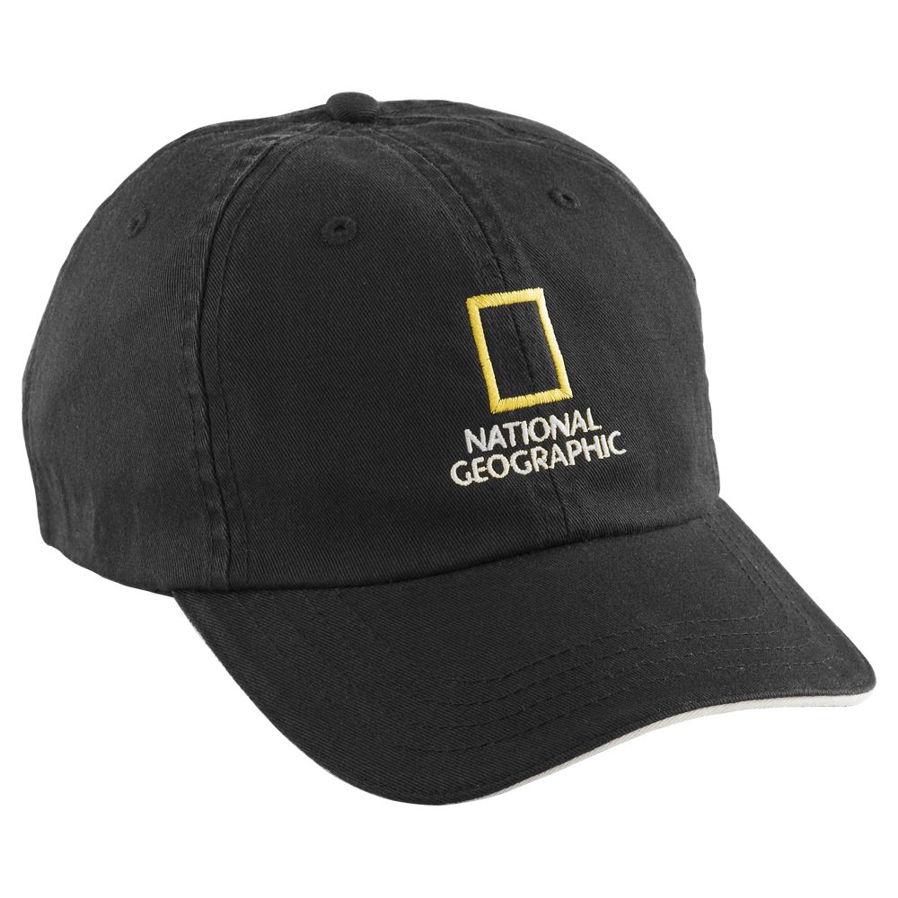 national geographic black baseball cap national geographic store