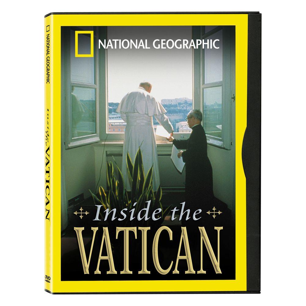 Inside the Vatican DVD