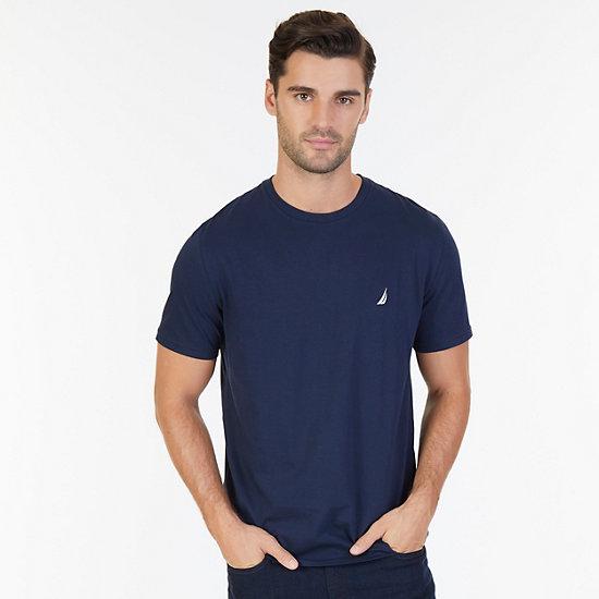 Classic Crewneck T-Shirt - Navy