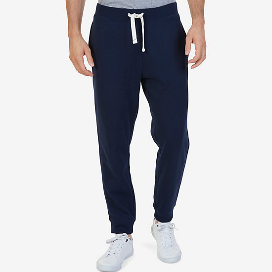 Big & Tall Fleece Joggers - Navy