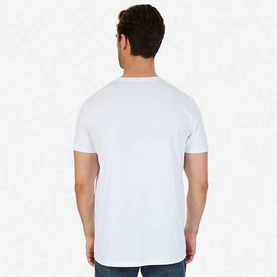 Regatta Graphic T-Shirt,Bright White,large