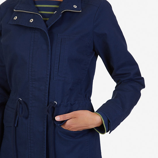 Twill Jacket,Dreamy Blue,large