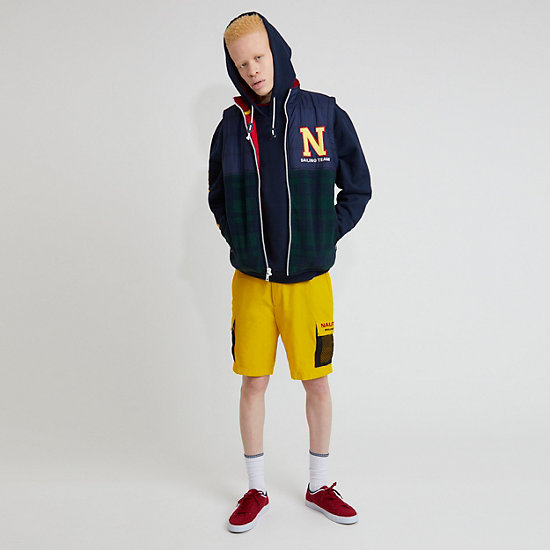 The Lil Yachty Collection by Nautica Pullover Hoodie,Navy,large