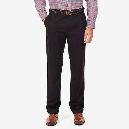 Classic Fit Wrinkle Resistant Pant - True Black