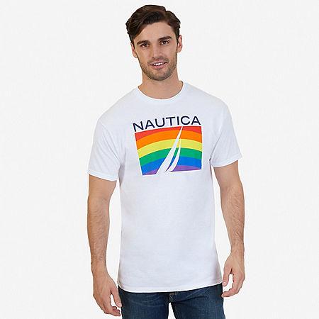 Unisex Pride T-Shirt - Bright White