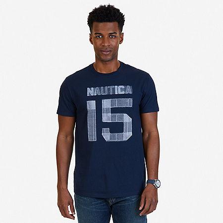 Nautica 15 Graphic T-Shirt - Navy