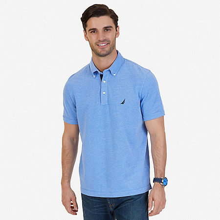 Classic Fit Polo Shirt - True Navy