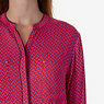 Diamond Motif Classic Fit Button Down,Tomales Red,small