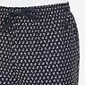 Fleece Anchor & Paisley Pajama Pants,Navy,small