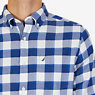 CASUAL FLANNEL TWILL PLAID,Monaco Blue,small