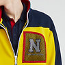 The Lil Yachty Collection by Nautica Full Zip Fleece,Shoreline Yellow,small