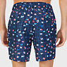 Quick Dry Sail Print Trunk,Navy,small