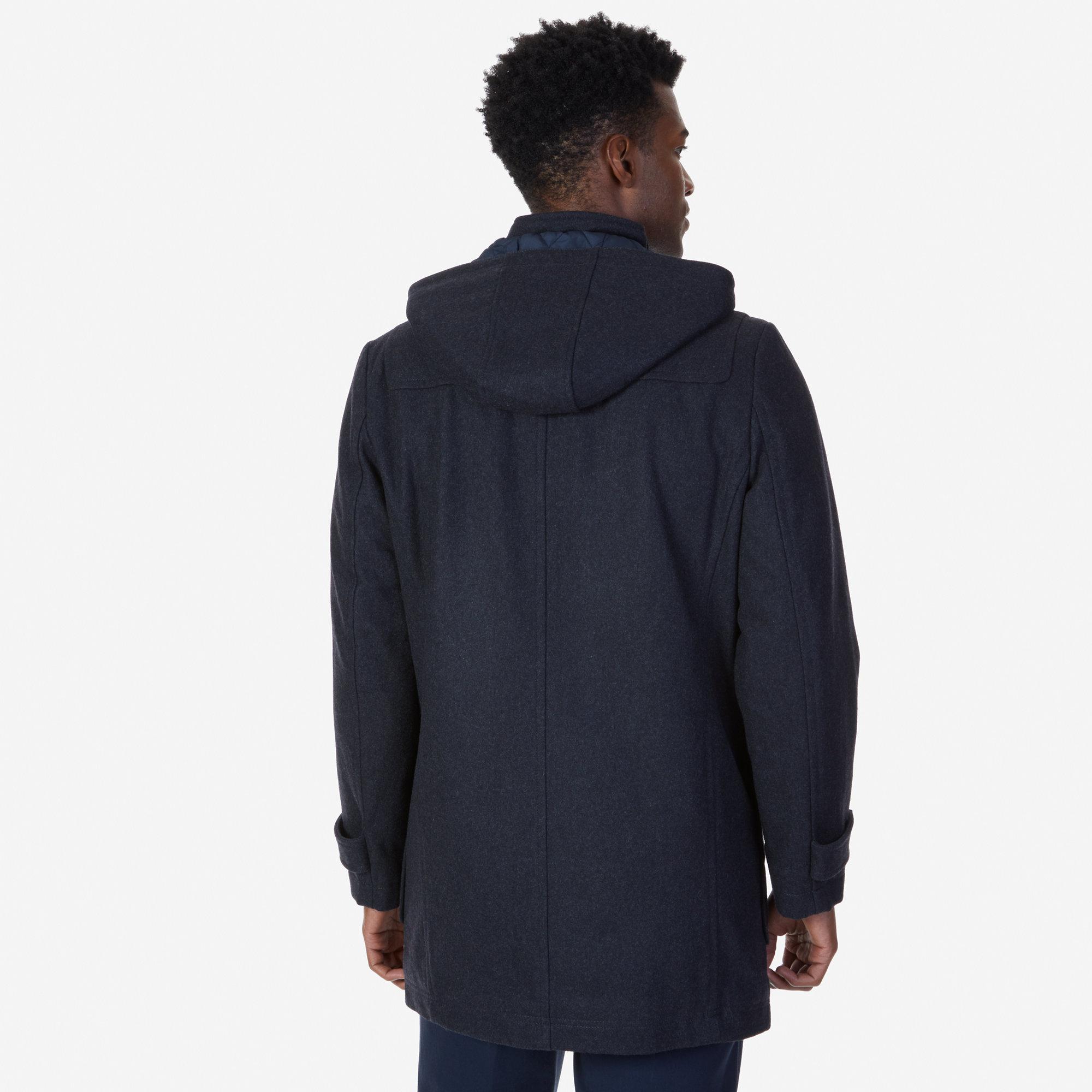 Unique Hooded Toggle Coat | Nautica HX67