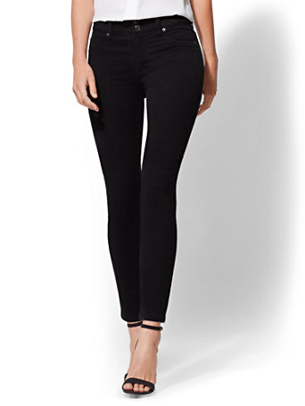 Soho Jeans - NY&C Runway - High-Waist Legging | Tuggl