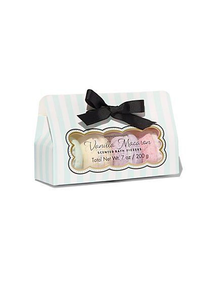 4-Piece Scented Bath Fizzer Set - New York & Company