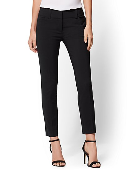7th Avenue Pant - Tall Ankle - All-Season Stretch - New York & Company