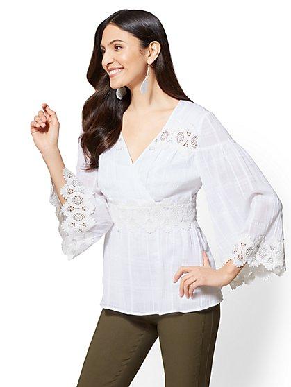 Women\'s Tops | New York & Company | Free Shipping*