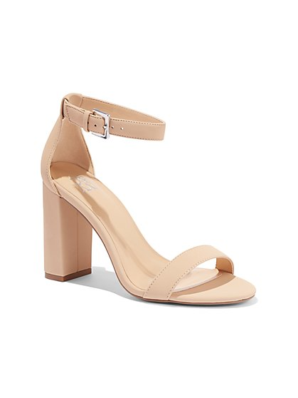 Ankle-Strap Sandal - New York & Company
