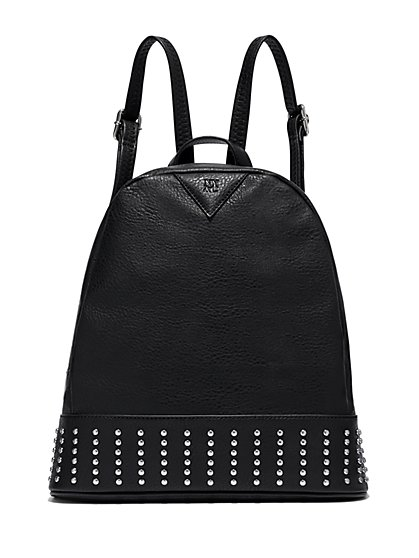 Black Studded Backpack - New York & Company