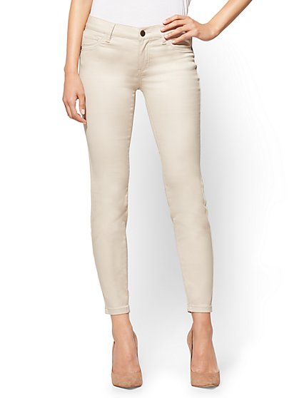 Crosby Pant - Slim-Leg Ankle - New York & Company