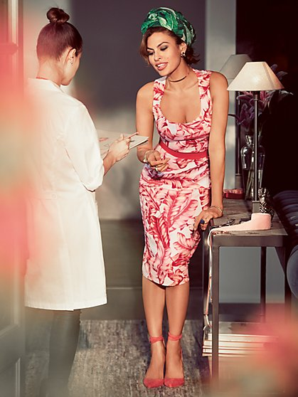 Eva Mendes Collection - Aline Dress - New York & Company