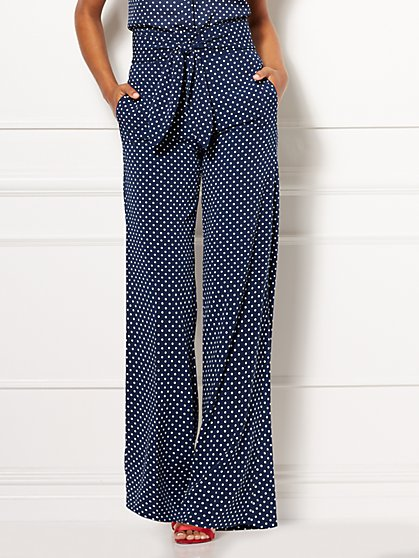 Eva Mendes Collection - Colleen Palazzo Pant - New York & Company