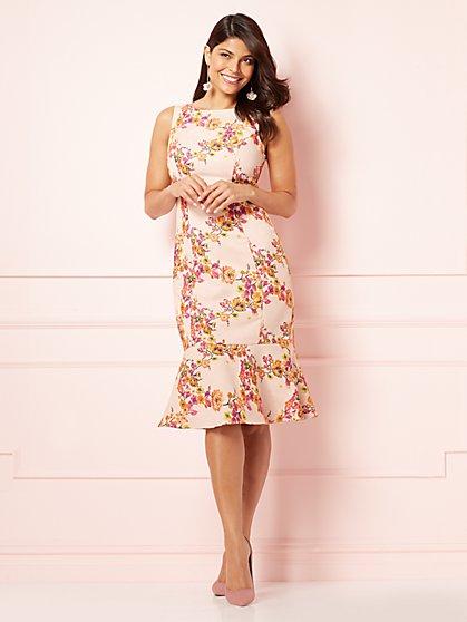 Eva Mendes Collection - Consuela Sheath Dress - New York & Company