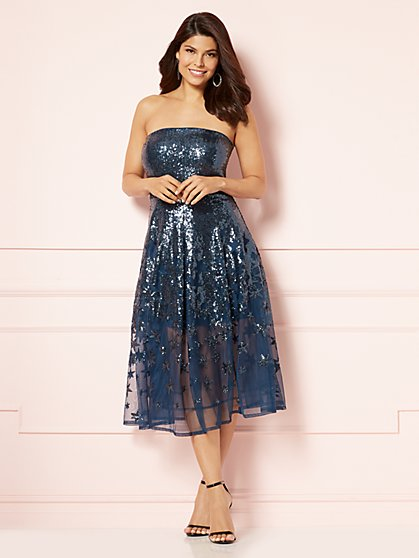 Eva Mendes Collection - Felicity Strapless Dress - New York & Company