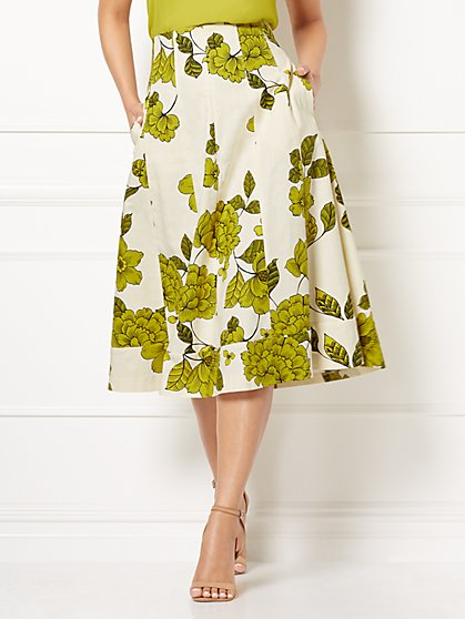 Eva Mendes Collection - Francia Full Skirt - New York & Company