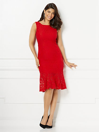 Eva Mendes Collection - Garcelle Mermaid Dress - New York & Company