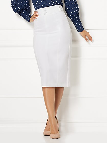 Eva Mendes Collection - Gretchen Pencil Skirt - New York & Company