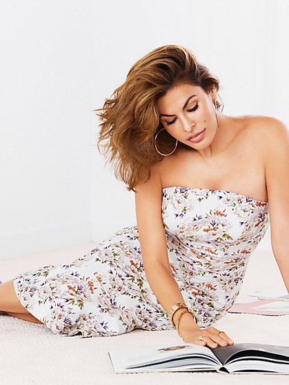 Eva Mendes Collection - Ivy Strapless Dress - New York & Company