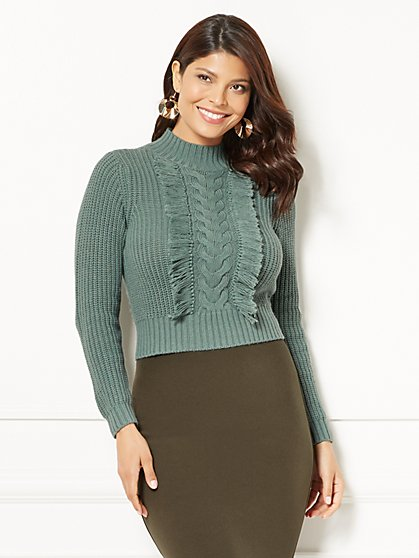 Eva Mendes Collection - Kalina Sweater - New York & Company