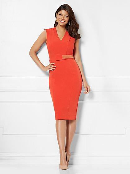 Eva Mendes Collection - Leandra Sheath Dress - New York & Company