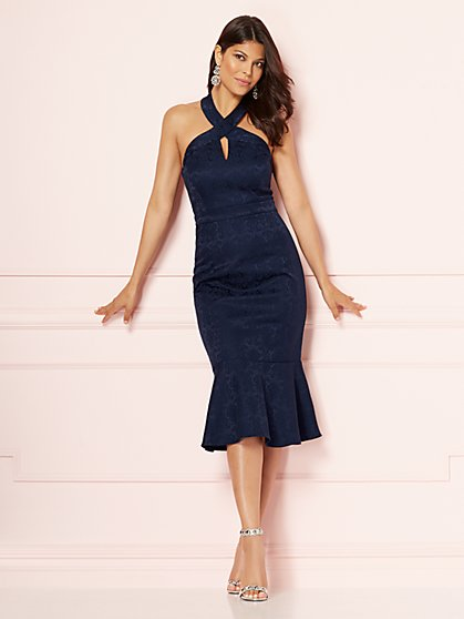 Eva Mendes Collection - Maria Halter Sheath Dress - New York & Company