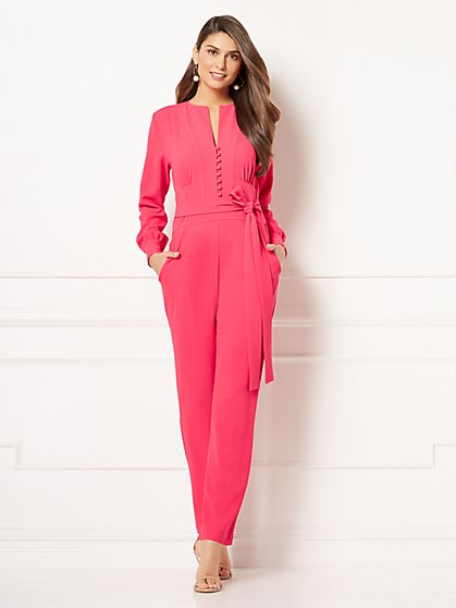 Eva Mendes Collection - Melissa Jumpsuit - New York & Company