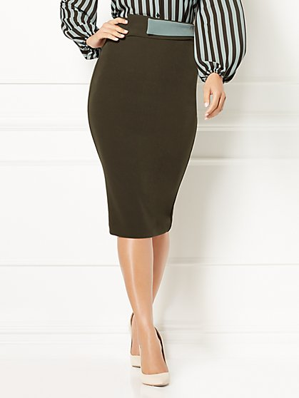 Eva Mendes Collection - Monica Pencil Skirt - New York & Company