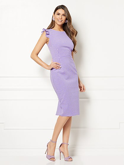 Eva Mendes Collection - Nadine Sheath Dress - New York & Company