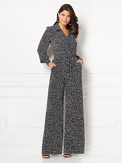 Eva Mendes Collection - Natassia Jumpsuit - New York & Company