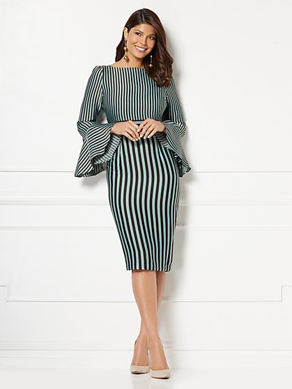Eva Mendes Collection - Petite Amal Sheath Dress - New York & Company